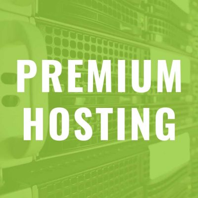 Wheaton Premium Website Hosting